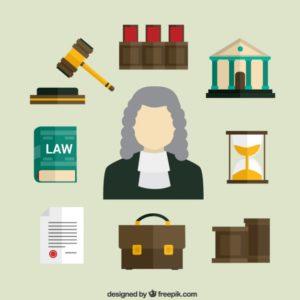 Billede af juridisk rådgivning